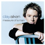 Aiken, Clay - Measure of a Man CD Cover Art