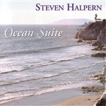 Halpern, Steven - Ocean Suite CD Cover Art