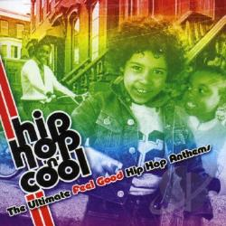 Hip Hop N Cool CD Cover Art