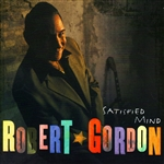Gordon, Robert - Satisfied Mind CD Cover Art