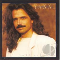 Yanni - Dare to Dream CD Cover Art