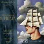 Caball� / Cappuccilli - Vincenzo Bellini: Il pirata CD Cover Art