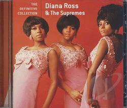Supremes - Definitive Collection CD Cover Art