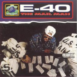 E-40 - Mail Man CD C