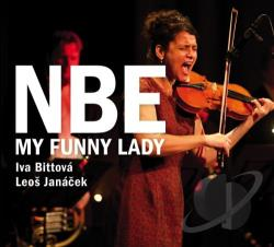 Bittova, Iva / Netherlands Wind Ensemble - My Funny Lady CD Cover Art