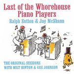 Sutton, Ralph - Last of the Whorehouse Piano Players: The Original Sessions CD Cover Art