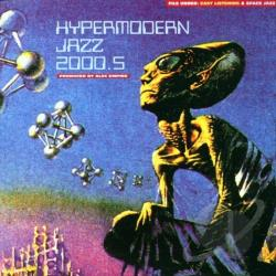 Empire, Alec - Hypermodern Jazz 2000.5 CD Cover Art