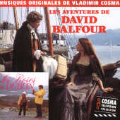 Les Aventures De David Balfour - Ost CD Cover Art