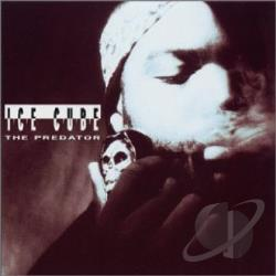 Ice Cube - Predator CD Cover Art