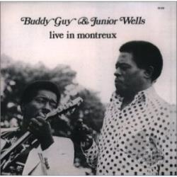Guy, Buddy / Wells, Junior - Live in Montreux CD Cover Art