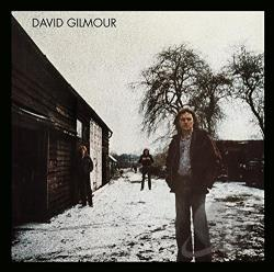 Gilmour, David - David Gilmour CD Cover Art