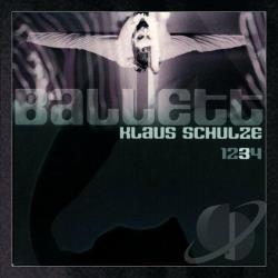 Schulze, Klaus - Ballett 3 CD Cover Art