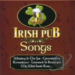 Irish Pub Songs CD Cover Art