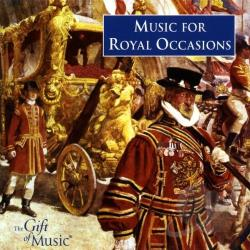 MUSIC FOR ROYAL OCCASIONS - Music for Royal Occasions CD Cover Art