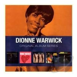 Warwick, Dionne - Original Album Series CD Cover Art