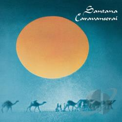 Santana - Caravanserai CD Cover Art
