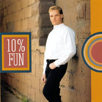 Mann, Robbie - 10 Percent Fun CD Cover Art