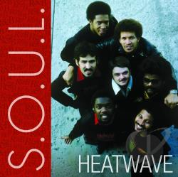 Heatwave - S.O.U.L. CD Cover Art