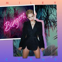 Cyrus, Miley - Bangerz CD Cover Art