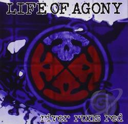 Life Of Agony - River Runs Red CD Cover Art