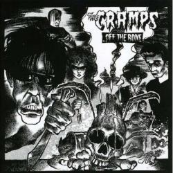 Cramps - Off the Bone CD Cover Art