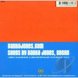 Jones, Danko - Bounce DS Cover Art