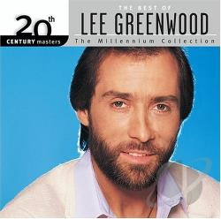Greenwood, Lee - 20th Century Masters - The Millennium Collection: The Best of Lee Greenwood CD Cover Art