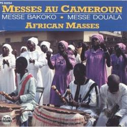 Cameroon:African Masses CD Cover Art