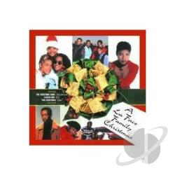 Laface Christmas CD Cover Art