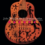 Williams, John - Guitar - El Diablo Suelto: Guitar Music of Venezuela CD Cover Art
