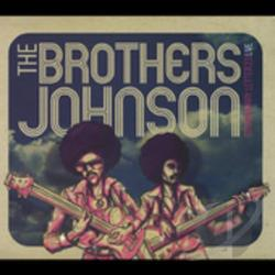 Brothers Johnson - Strawberry Letter 23: Live CD Cover Art