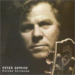 Demian, Peter - Paloma Serenade CD Cover Art