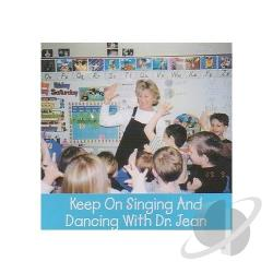 Dr. Jean - Keep On Singing & Dancing CD Cover Art