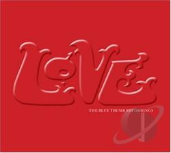 Love - Blue Thumb Recordings CD Cover Art