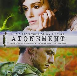 Marianelli, Dario / Thibaudet, Jean-Yves - Atonement CD Cover Art