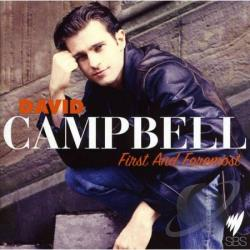 Campbell, David - First & Foremost CD Cover Art