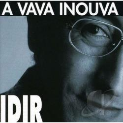 Idir - Vava Inouva CD Cover Art