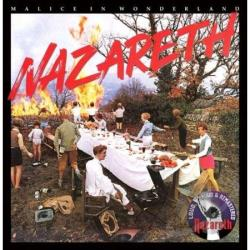 Nazareth Malice In Wonderland Cd Album