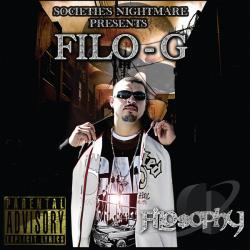 Filo-G - Filo$ophy CD Cover Art