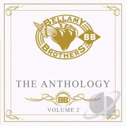 Bellamy Brothers - Anthology, Vol. 2 CD Cover Art