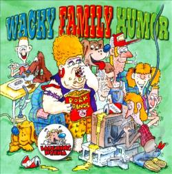 Wacky Family Humor CD Cover Art
