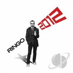 Starr, Ringo - Ringo 2012 CD Cover Art