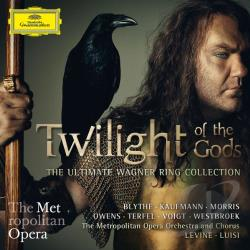 Blythe / Kaufmann / Levine / Terfel / Voigt - Twilight of the Gods: The Ultimate Wagner Ring Collection CD Cover Art