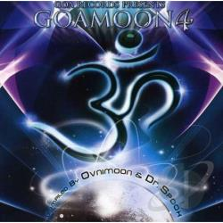 Goa Moon, Vol. 4 CD Cover Art