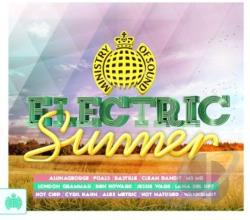 Electric Summer CD Cover Art