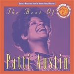 Austin, Patti - Best of Patti Austin CD Cover Art