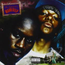 Mobb Deep - Infamous CD Cover Art
