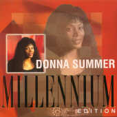 Summer, Donna - Millennium Edition CD Cover Art