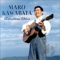 Kawabata, Maro - Carolina Blue CD Cover Art