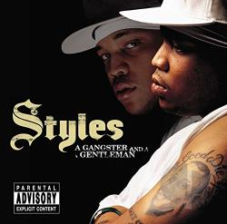 Styles P - Gangster and a Gentleman CD Cover Art